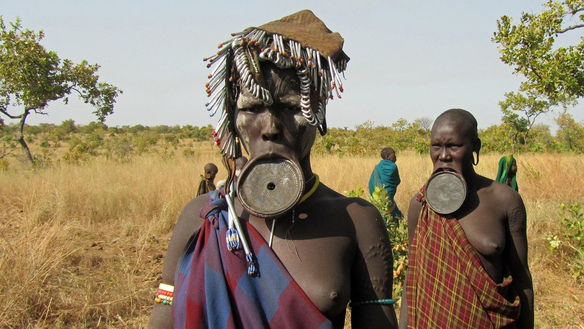 Etiopía-tribus