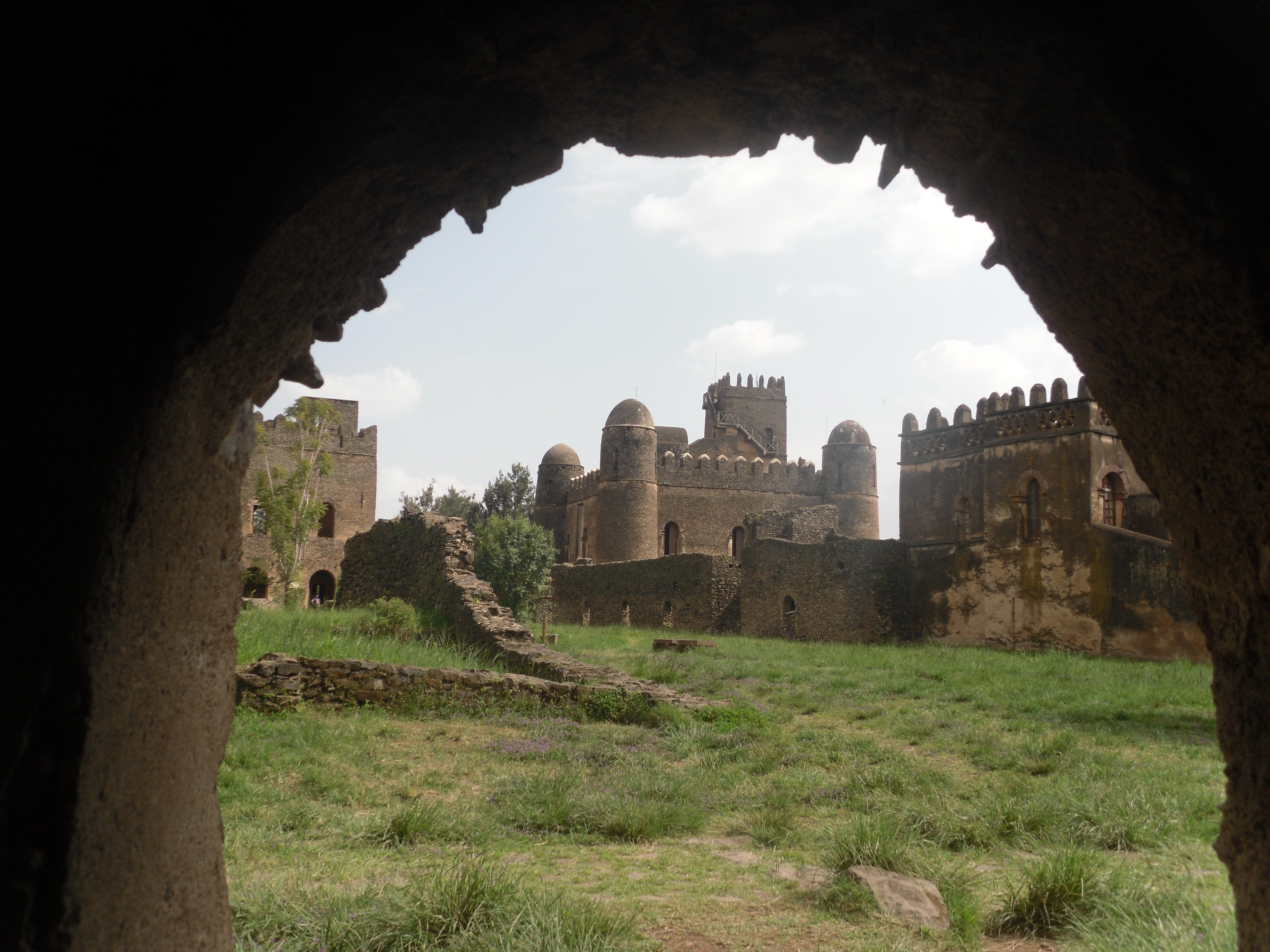 Castillo de Gondar 2