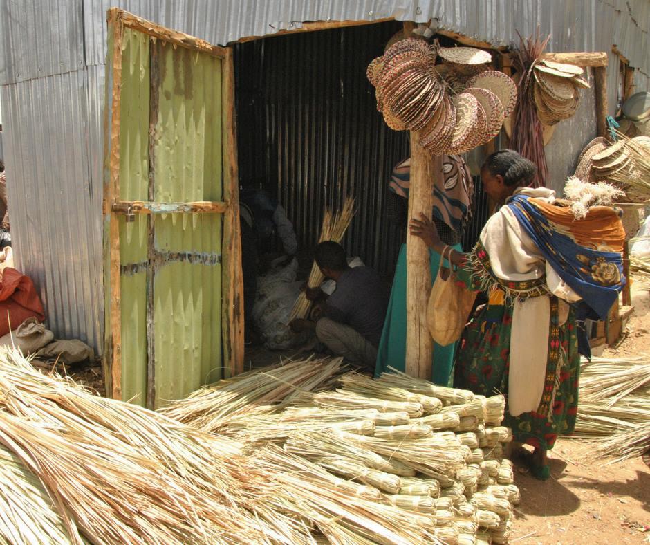 Äthiopien-Afrika-Horn-Reisen