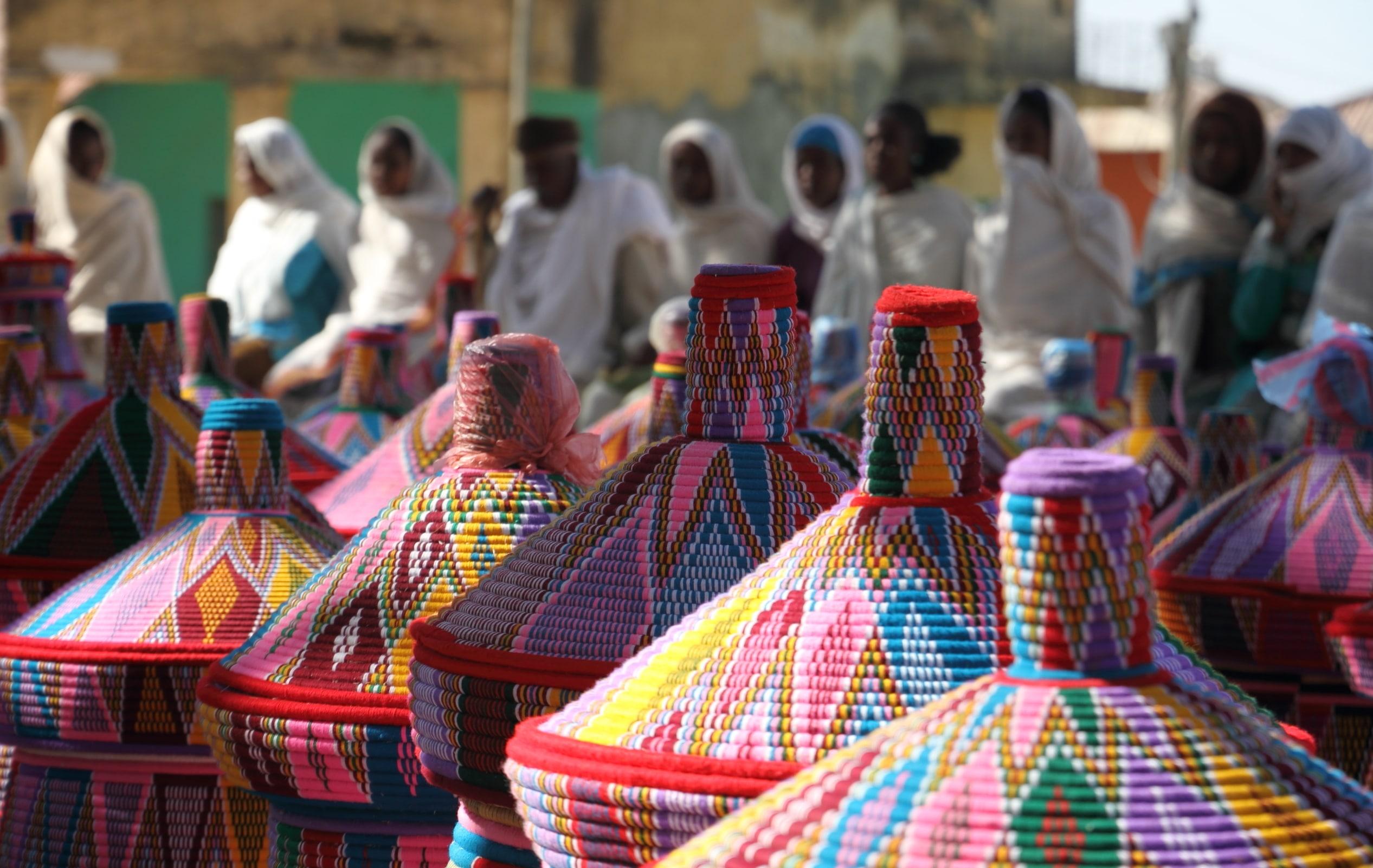 El mercado de Axum