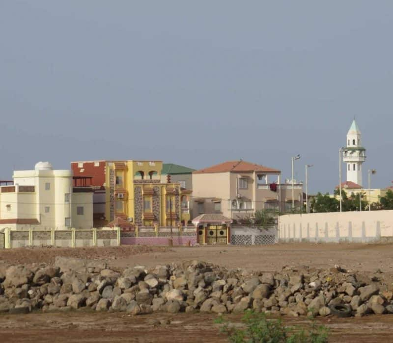 Djibouti habitations