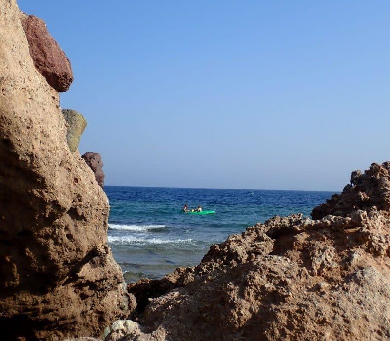 vue Kayak paysage